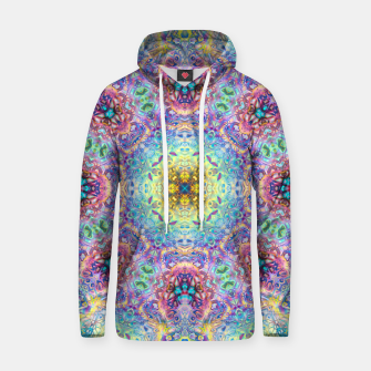 Abstract Pattern III Hoodie obraz miniatury