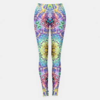 Miniaturka Abstract Pattern III Leggings, Live Heroes