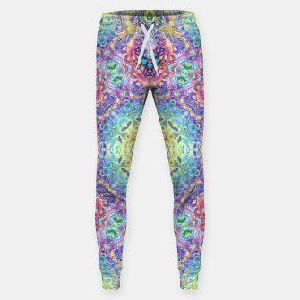 Abstract Pattern III Sweatpants obraz miniatury