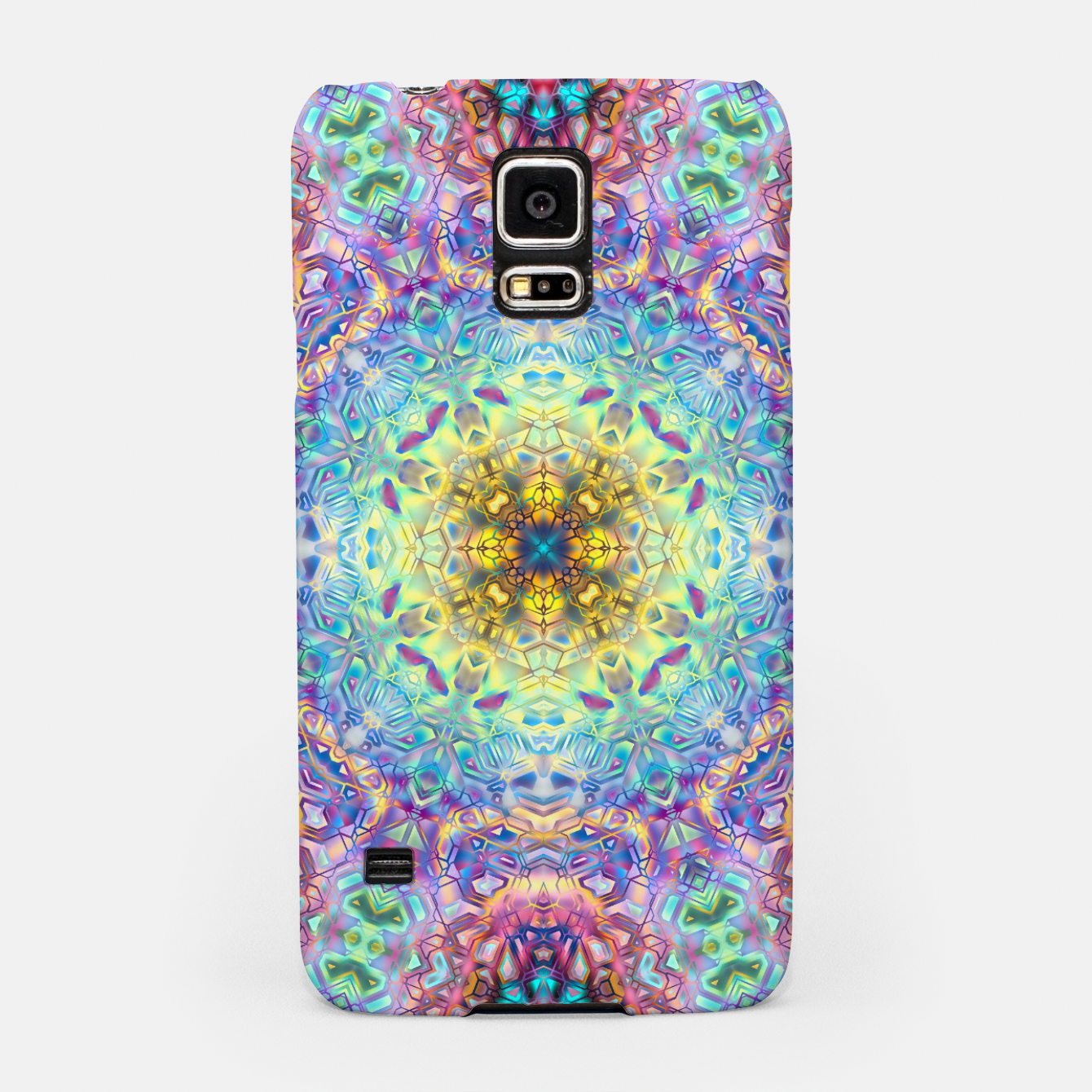Zdjęcie Abstract Pattern III Samsung Case - Live Heroes