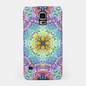Miniaturka Abstract Pattern III Samsung Case, Live Heroes