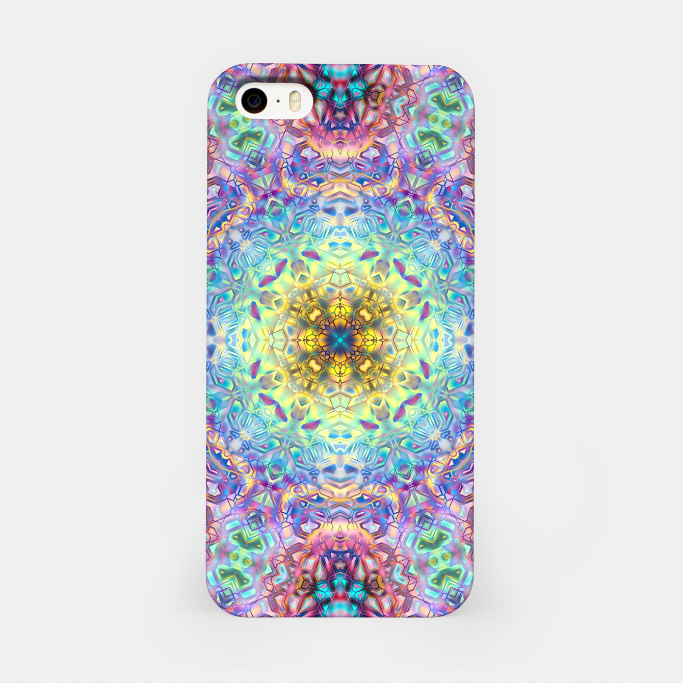 Zdjęcie Abstract Pattern III iPhone Case - Live Heroes