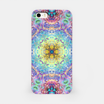 Abstract Pattern III iPhone Case obraz miniatury