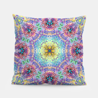 Abstract Pattern III Pillow obraz miniatury