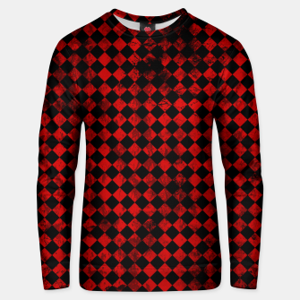 Thumbnail image of Diamond Pattern Whimsical Hq Unisex sweater, Live Heroes