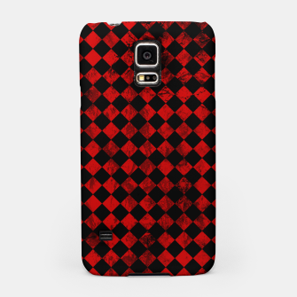 Miniaturka Diamond Pattern Whimsical Hq Samsung Case, Live Heroes