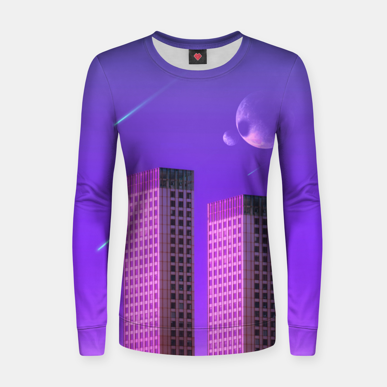 Image of the Twins Women sweater - Live Heroes
