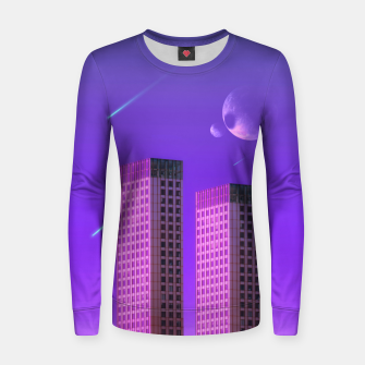 Thumbnail image of the Twins Women sweater, Live Heroes