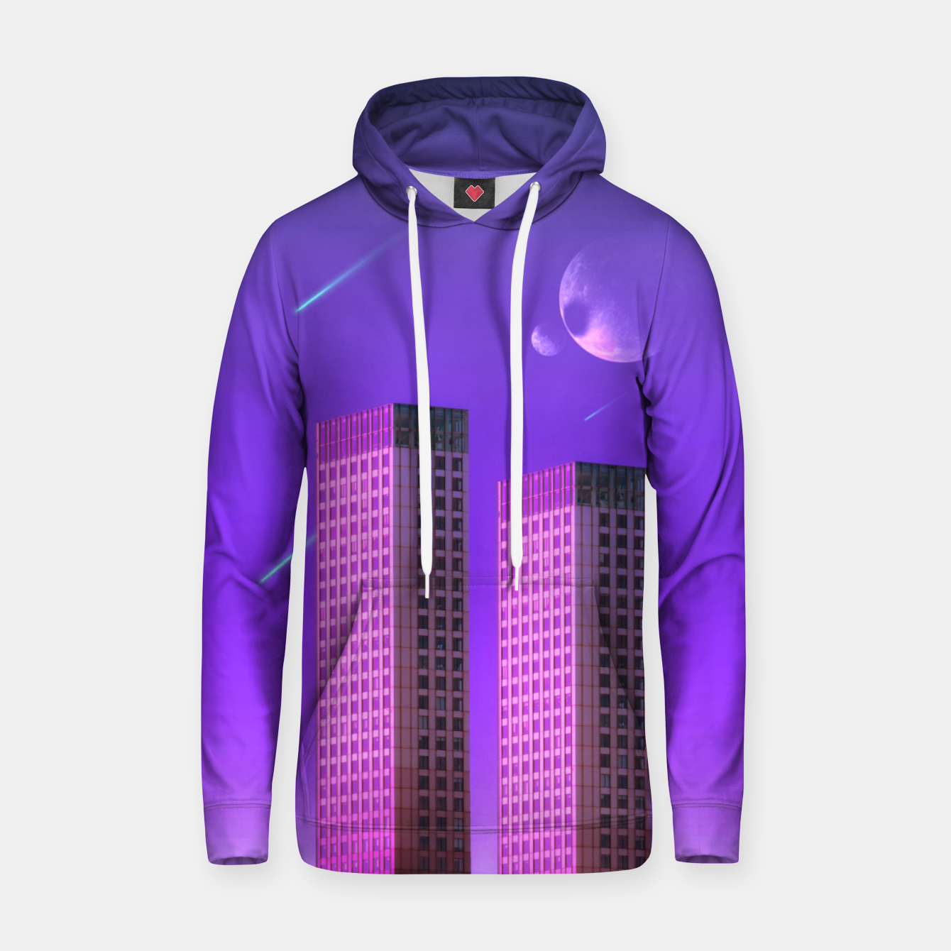 Image of the Twins Hoodie - Live Heroes