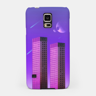 Miniatur the Twins Samsung Case, Live Heroes