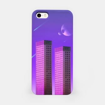 Miniatur the Twins iPhone Case, Live Heroes