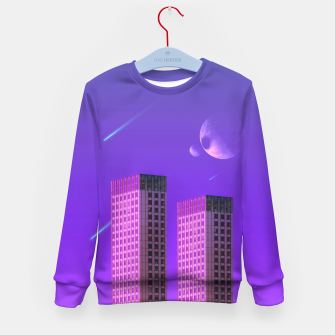 Thumbnail image of the Twins Kid's sweater, Live Heroes