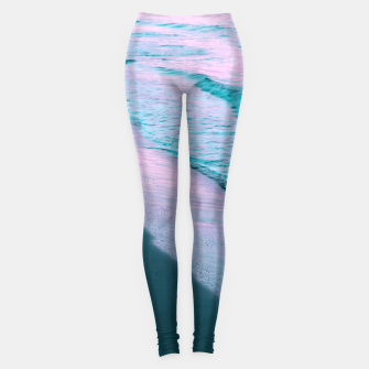 Miniaturka Sunrise Beauty #1 #wall #decor #art Leggings, Live Heroes