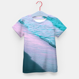 Sunrise Beauty #1 #wall #decor #art T-Shirt für kinder miniature