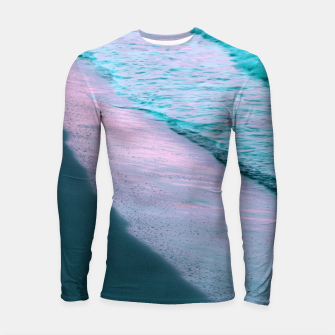 Miniatur Sunrise Beauty #1 #wall #decor #art Longsleeve rashguard, Live Heroes