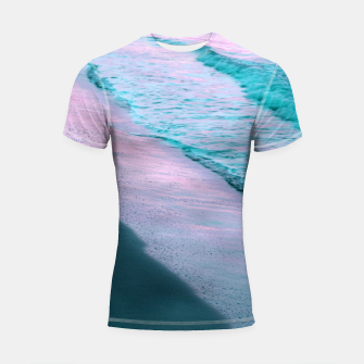 Sunrise Beauty #1 #wall #decor #art Shortsleeve rashguard miniature