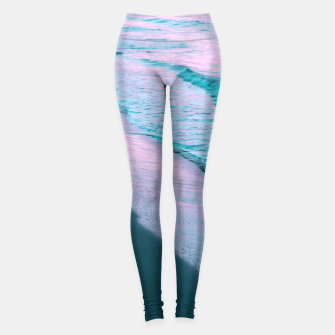 Miniatur Sunrise Beauty #1 #wall #decor #art Leggings, Live Heroes
