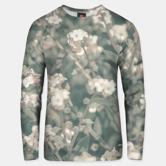 Thumbnail image of Beauty Floral Scene Photo Unisex sweater, Live Heroes