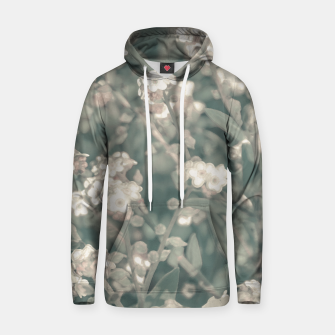 Thumbnail image of Beauty Floral Scene Photo Hoodie, Live Heroes