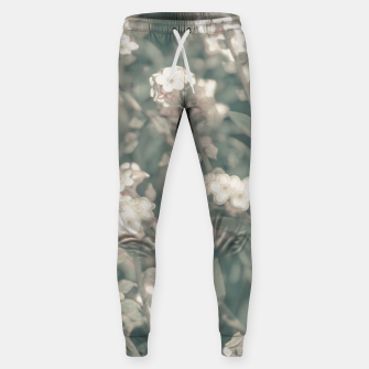 Thumbnail image of Beauty Floral Scene Photo Sweatpants, Live Heroes