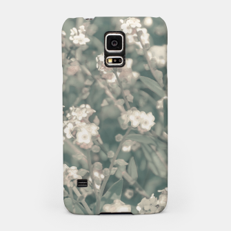 Miniaturka Beauty Floral Scene Photo Samsung Case, Live Heroes