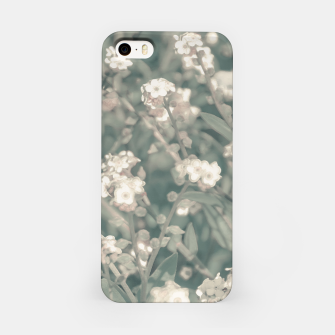 Miniaturka Beauty Floral Scene Photo iPhone Case, Live Heroes