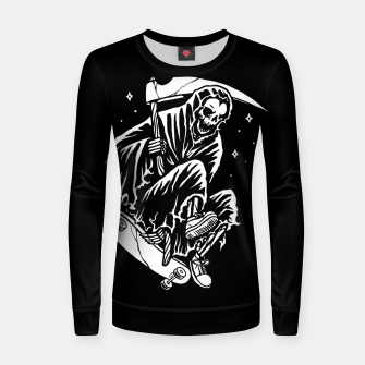Grim Skater Women sweater miniature