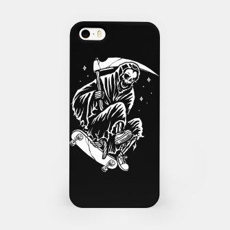 Grim Skater iPhone Case miniature