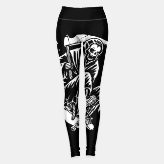 Grim Skater Leggings miniature