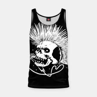 Thumbnail image of Skull Punk Tank Top, Live Heroes