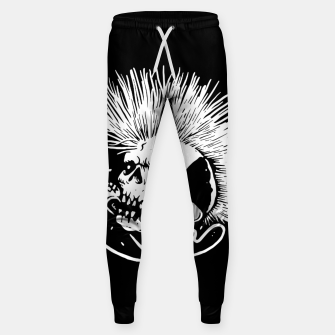 Thumbnail image of Skull Punk Sweatpants, Live Heroes