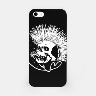 Thumbnail image of Skull Punk iPhone Case, Live Heroes