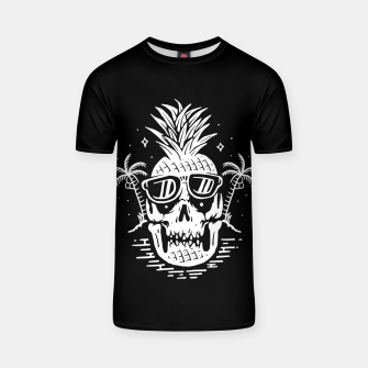 Thumbnail image of Skull Pineapple T-shirt, Live Heroes