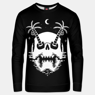 Thumbnail image of Death Island Unisex sweater, Live Heroes