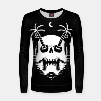 Miniature de image de Death Island Women sweater, Live Heroes
