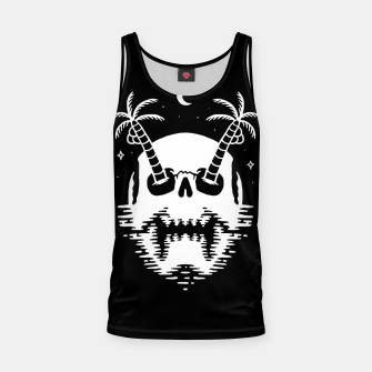Thumbnail image of Death Island Tank Top, Live Heroes