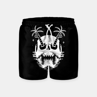 Thumbnail image of Death Island Swim Shorts, Live Heroes