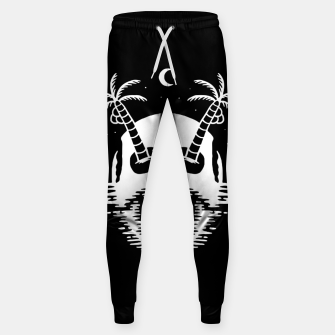 Thumbnail image of Death Island Sweatpants, Live Heroes