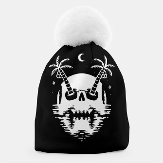 Thumbnail image of Death Island Beanie, Live Heroes