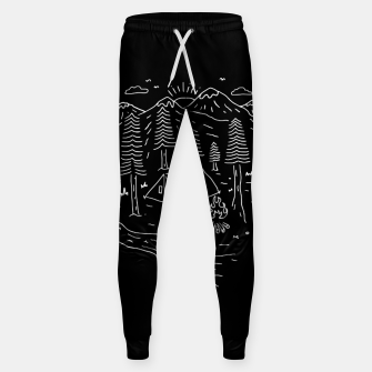 Thumbnail image of Let's Go Camping Sweatpants, Live Heroes