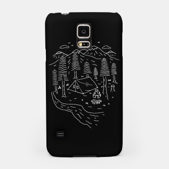 Thumbnail image of Let's Go Camping Samsung Case, Live Heroes