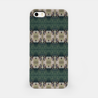 Thumbnail image of Llama Portrait 1 Duo Pattern iPhone Case, Live Heroes