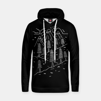 Miniature de image de Hiking Trails Hoodie, Live Heroes