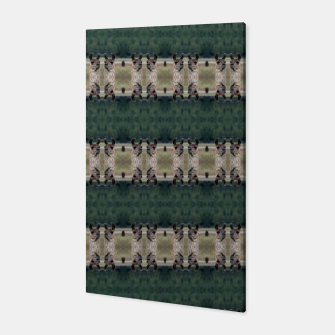 Thumbnail image of Llama Portrait 1 Duo Pattern Canvas, Live Heroes