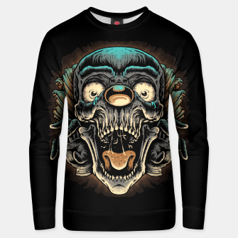 Scary Clown Unisex sweater Bild der Miniatur