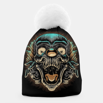 Thumbnail image of Scary Clown Beanie, Live Heroes