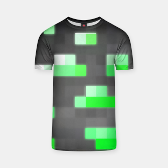 Thumbnail image of emerals ore (minecraft) T-Shirt, Live Heroes