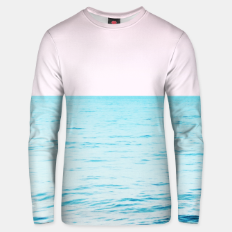 Miniatur Blissful Ocean Dream #1 #wall #decor #art Unisex sweatshirt, Live Heroes
