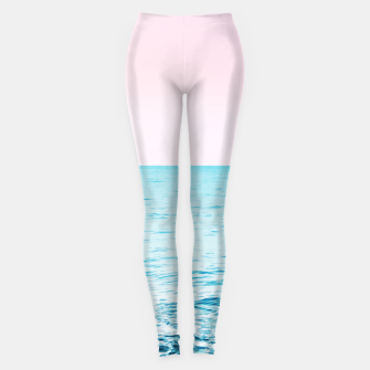 Miniatur Blissful Ocean Dream #1 #wall #decor #art Leggings, Live Heroes