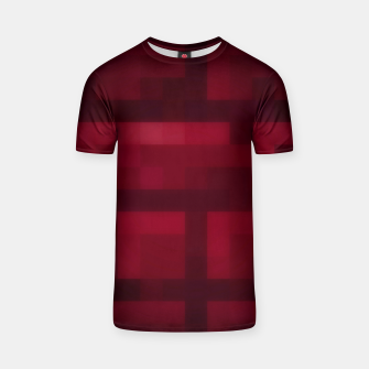 Thumbnail image of nether brick (minecraft) T-Shirt, Live Heroes